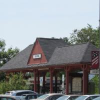 Downeaster Train Station, Lincoln Street