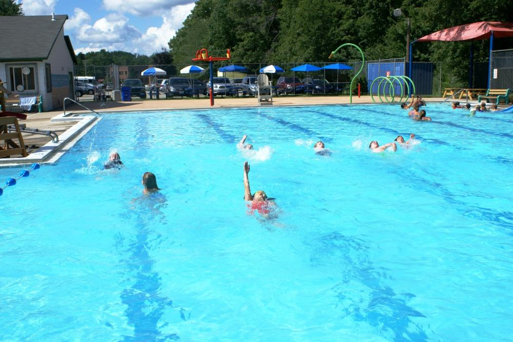 Daniel R Healy Outdoor Pool Town Of Exeter New Hampshire Official Website